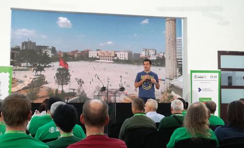 Tirana polgármestere megnyitja a LibreOffice-konferenciát
